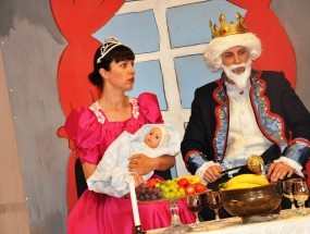 Dzień Dziecka – Przedstawienie Śpiąca Królewna