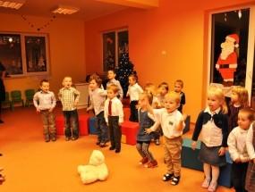 Inscenizacje świąteczne – grupa Motylki i Żabki