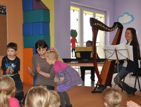 Koncert muzyczny Harfa