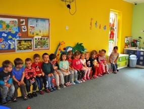 Wąż w przedszkolu