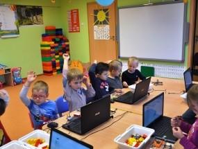 Lego Education – zajęcia kreatywne