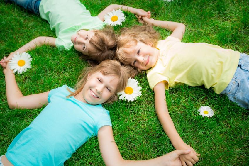 I dzień wiosny - Gumisiowe Przedszkole Językowe