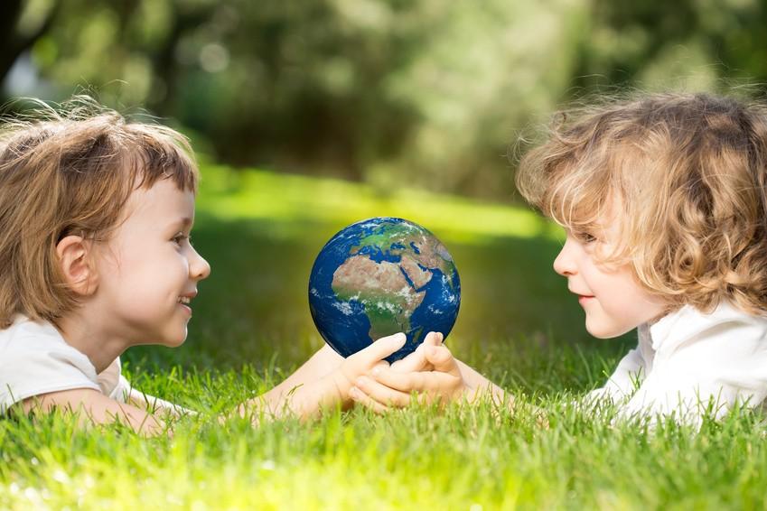Światowy Dzień Ziemi - Gumisiowe Przedszkole Językowe Kaliszki Czosnów Łomianki Nowy Dwór Mazowiecki