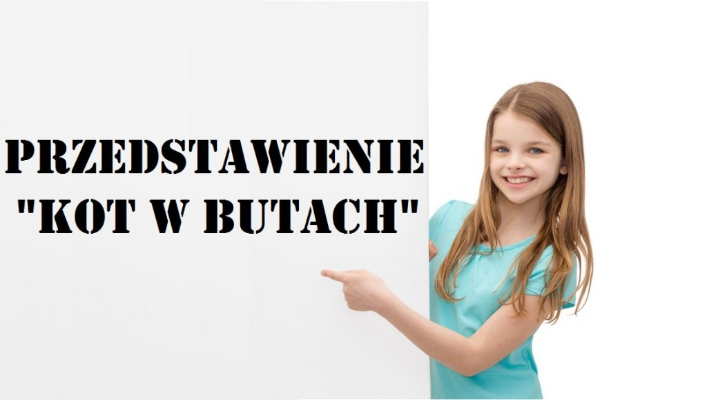 """Teatrzyk """"Kot w butach"""" - Gumisiowe Przedszkole Językowe Kaliszki Czosnów Łomianki Nowy Dwór Mazowiecki Zakroczym"""