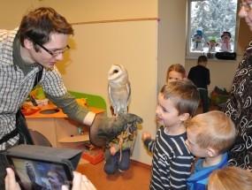 Uczymy się o ptakach – spotkanie z ornitologiem